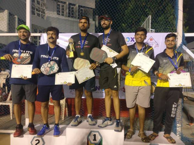 2017 India Open Championship Men's Doubles