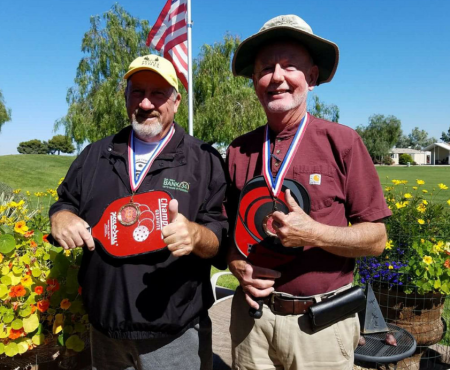 Grand Canyon State Games Medalists