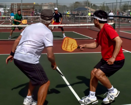 Pickleball Duo