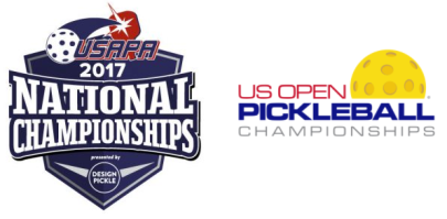 USAPA Tournament Logos