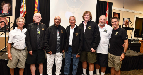 Pickleball Hall of Fame Inductees