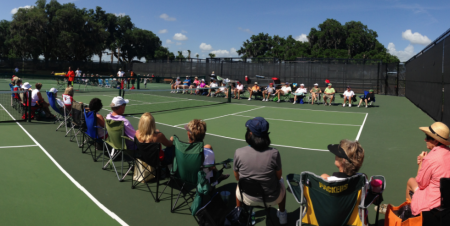 Pickleball in The Villages