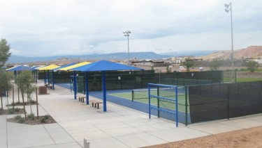 Little Valley Pickleball Complex, Ogden, Utah