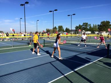 Brigham City Sports Complex - Pickleball Courts