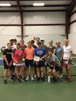 Nahola Fitness Center Pickleball Clinic taught by Moira Roush