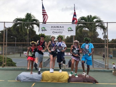 2018 Hawaii Oahu Tournament – Tiener-X Nguyen-Moira Roush Gold
