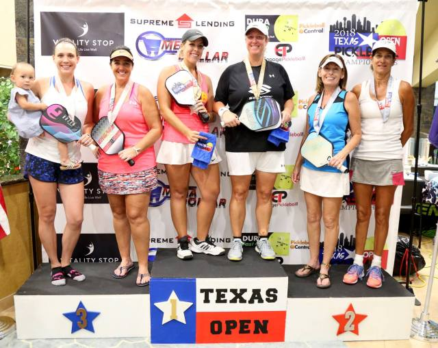 Katie Dyer Texas Open