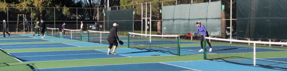 City of Concord CA pickleball courts