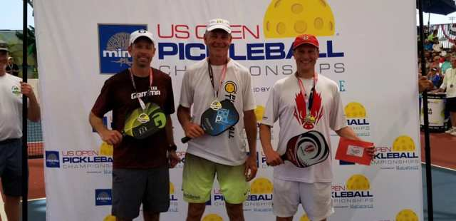 Paul Olin Silver Medal 2019 US Open