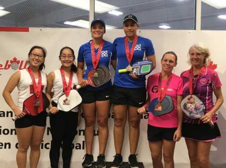 Women's Doubles 2019 Canadian Open