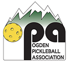 Ogden Pickleball Association logo