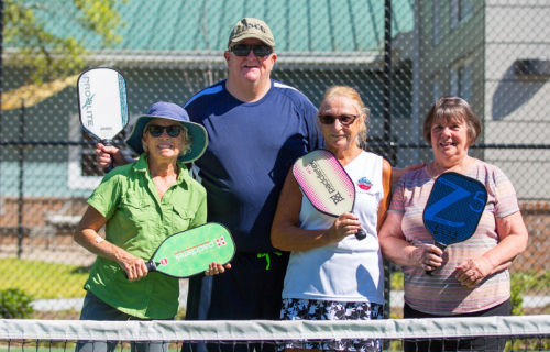 Pickleball group